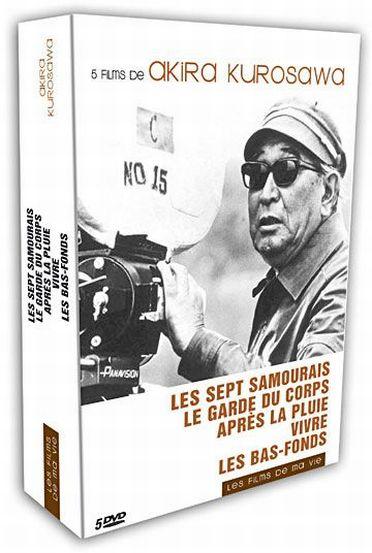 5 Films de Akira Kurosawa