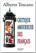 Vente Livre Numérique : Critique amoureuse des Français  - Alberto Toscano
