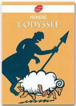 Vente Livre Numérique : L'Odyssée - Texte abrégé  - Homère