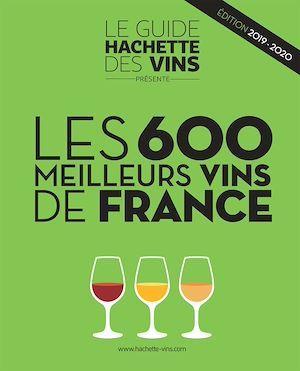 Vente EBooks : 600 meilleurs vins de France 2019-2020  - COLLECTF