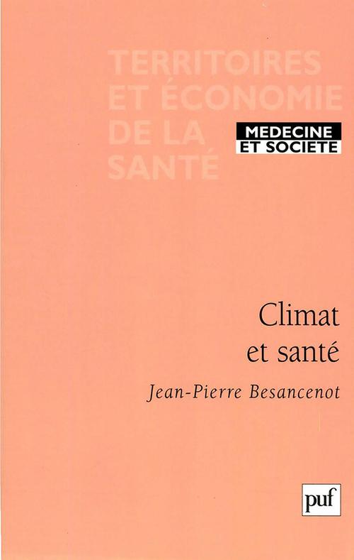 Climat et santé