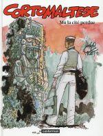 Couverture de Corto Maltese - Mu, La Cite Perdue