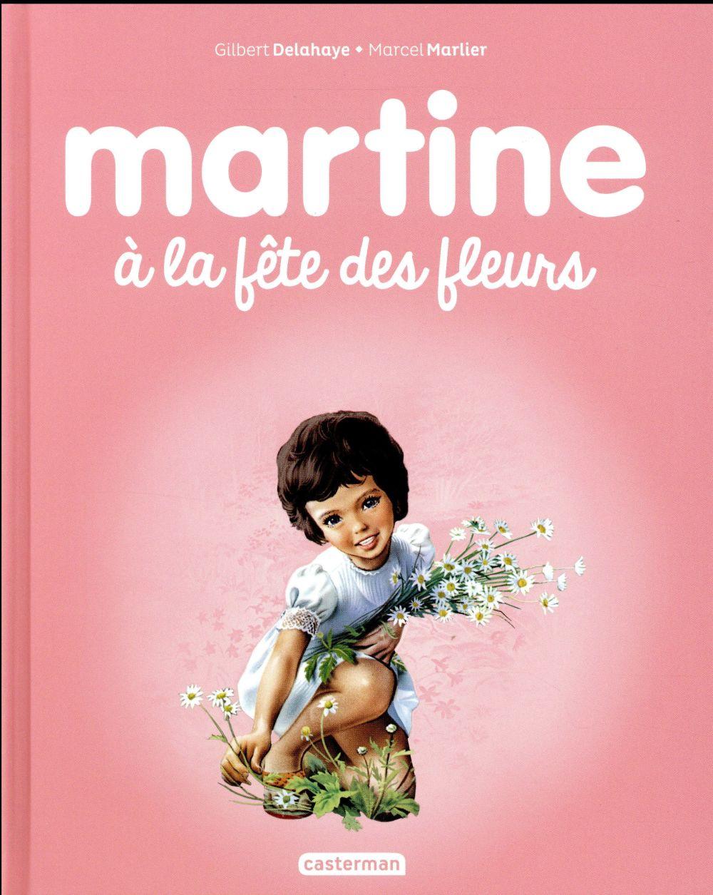 Martine T.23 ; Martine à la fête des fleurs