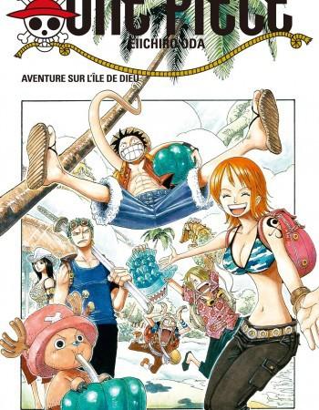 One Piece - édition originale T.26 ; aventure sur l'île de Dieu