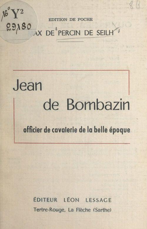 Jean de Bombazin