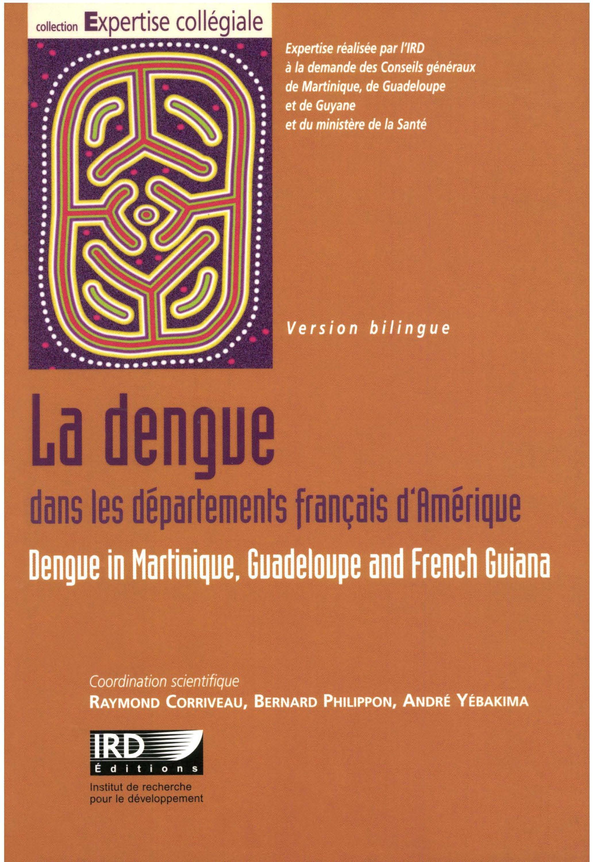 La dengue dans les departements francais d'Amérique ; dengue in Martinique, guadeloupe and French Guiana