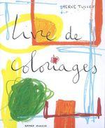 Couverture de Livre de coloriages