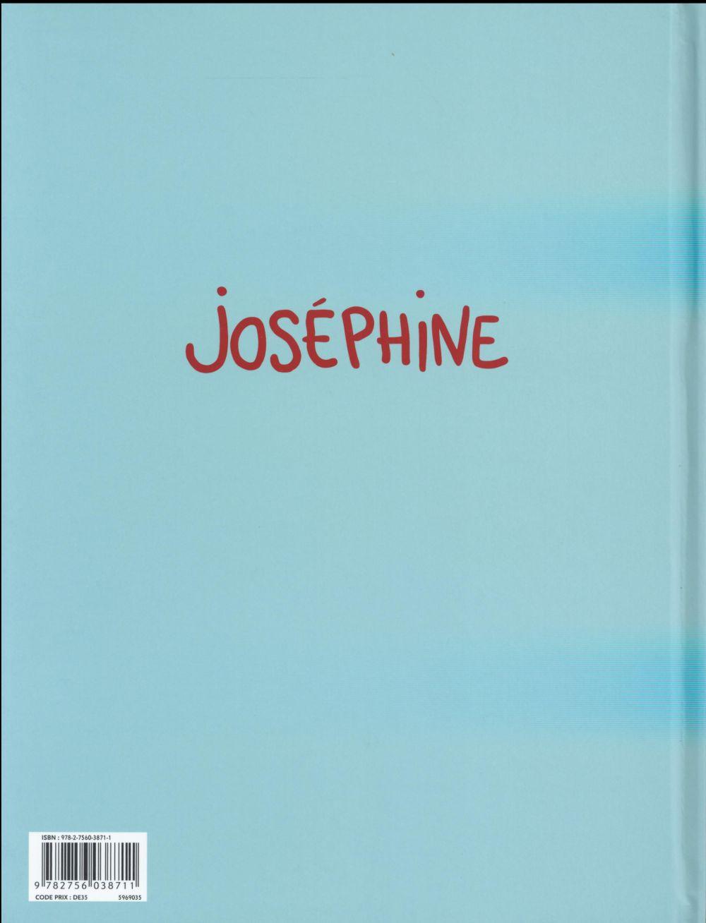 Joséphine t.2 ; même pas mal