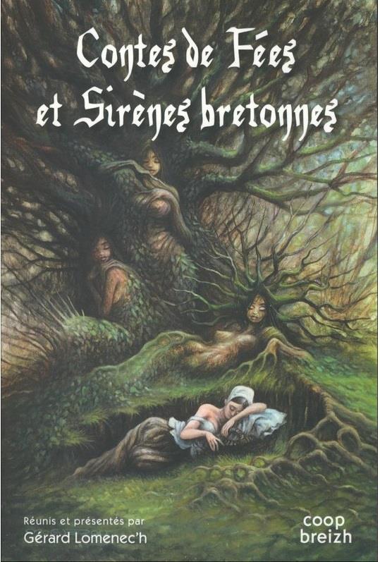 Contes de fées et de sirènes bretonnes