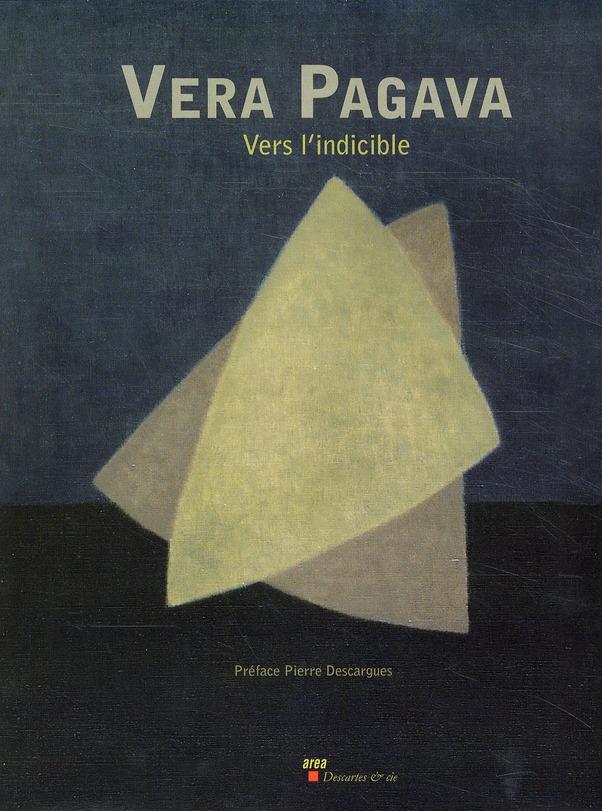 AREA ; Vera Pagava ; vers l'indicible