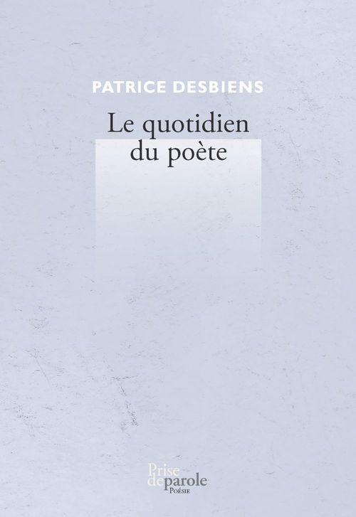 Le quotidien du poete