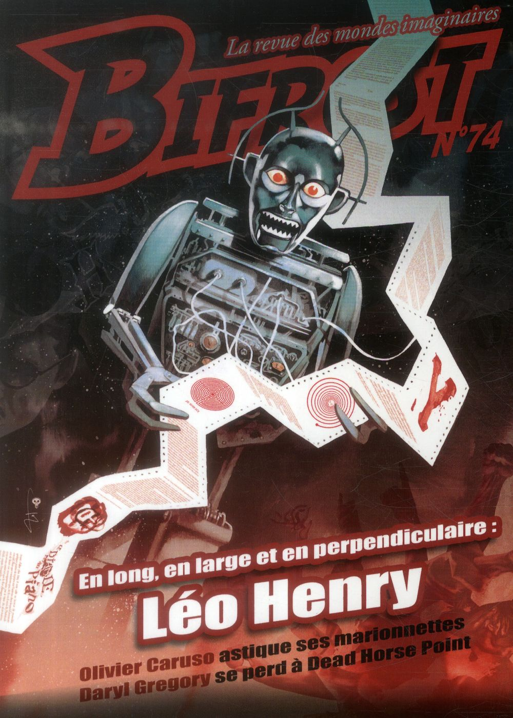 Bifrost ; dossier leo henry
