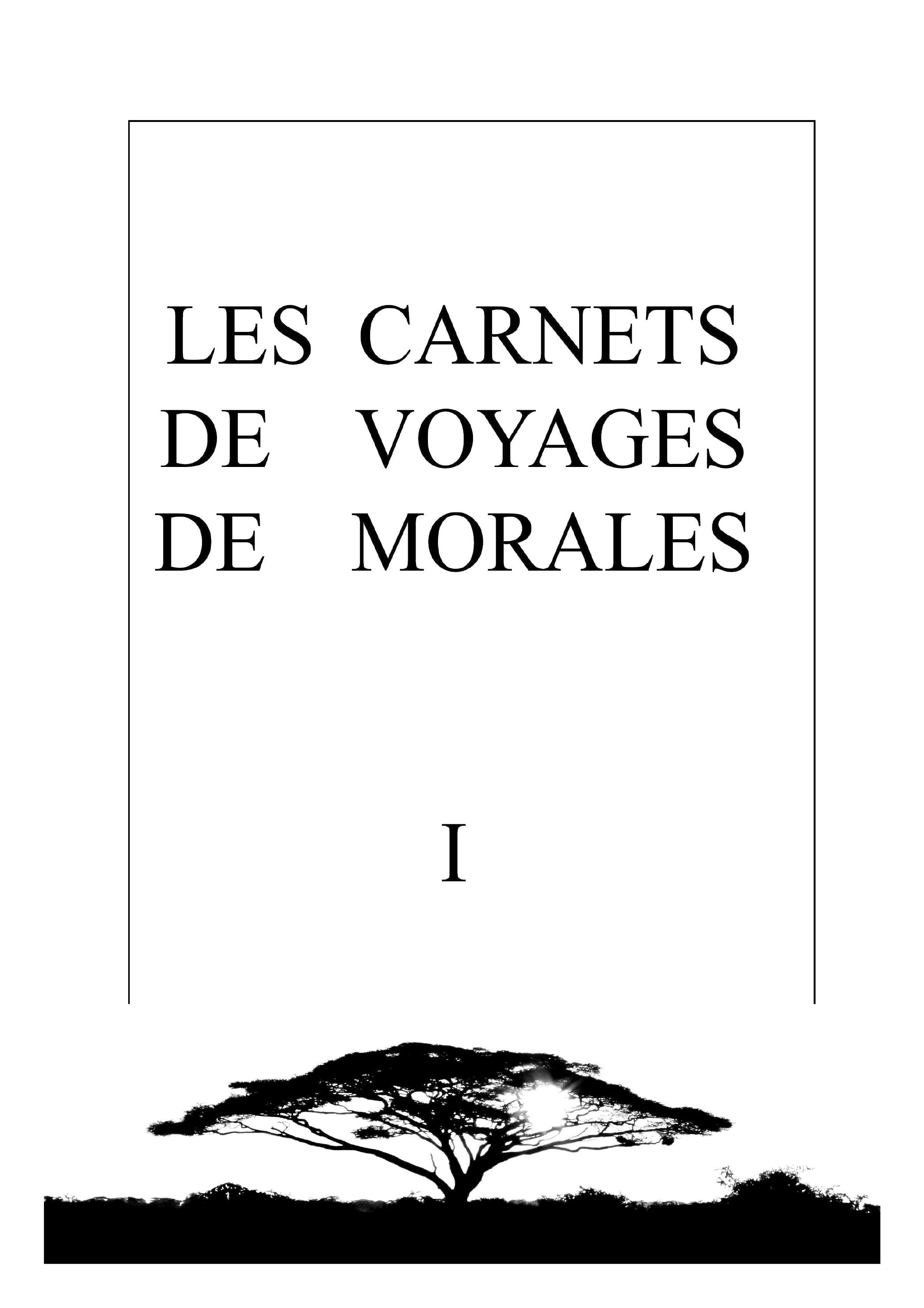 Les Carnets De Voyages De Morales