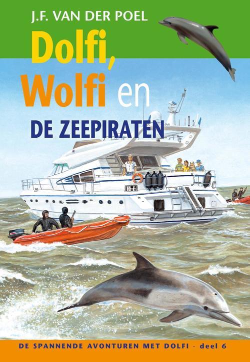 Dolfi, Wolfi en de zeepiraten