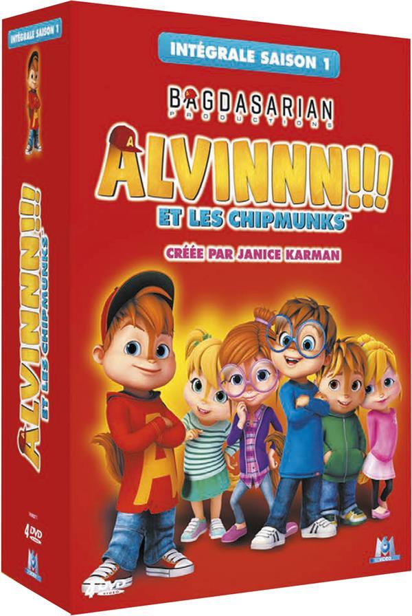 Alvinnn!!! et les Chipmunks - Intégrale saison 1