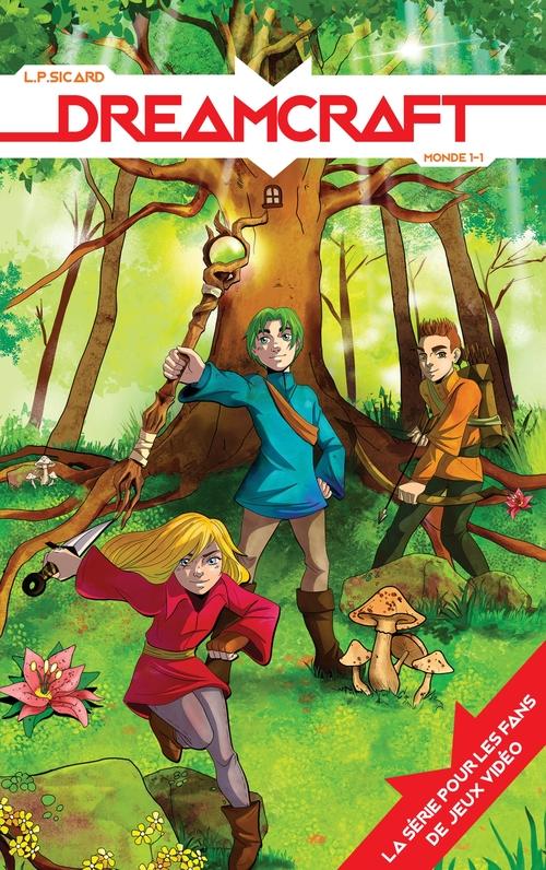 Vente EBooks : Dreamcraft - tome 1  - LP Sicard