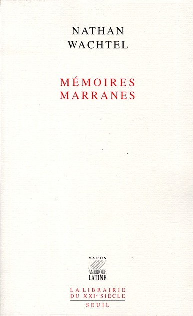 Mémoires marranes