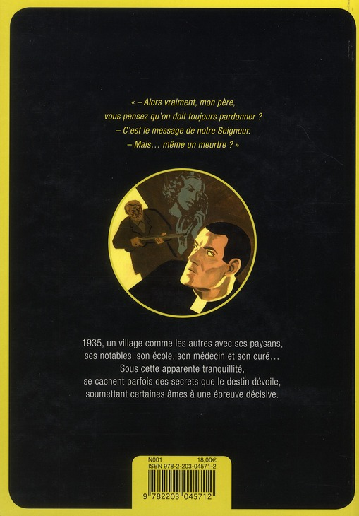 le curé ; intégrale (édition 2011)