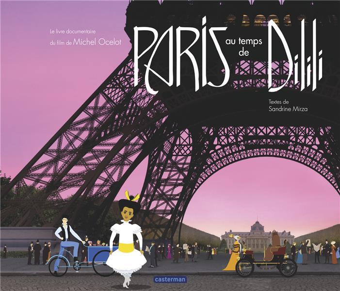 Paris au temps de Dilili