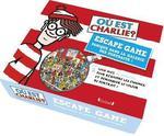 Où est Charlie ? ; escape game