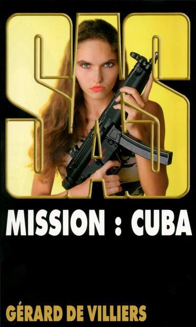 SAS T.159 ; mission Cuba