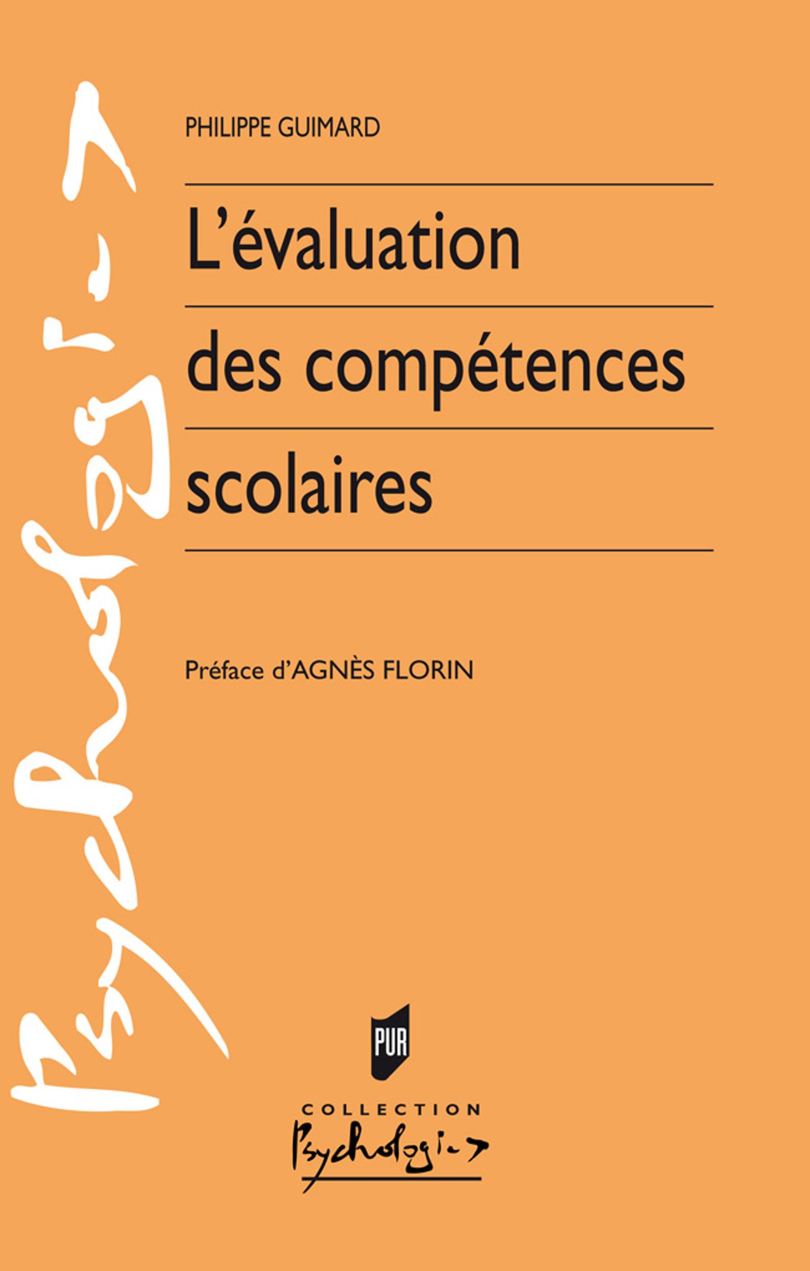 évaluation des compétences scolaires