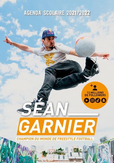 agenda Sean Garnier (édition 2021/2022)