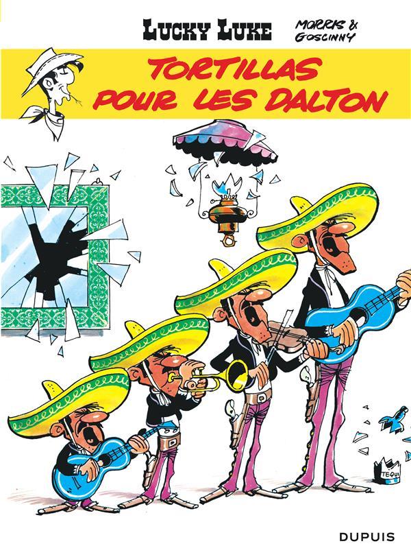 LUCKY LUKE (DUPUIS) - LUCKY LUKE - TOME 31 - TORTILLAS POUR LES DALTON MORRIS/GOSCINNY