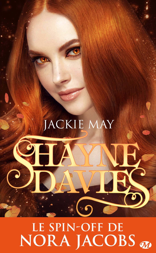 Shayne Davies T.1 ; moi, rousse et fauchée