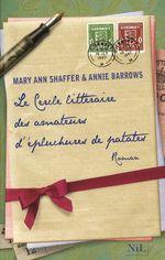 Couverture de Le cercle littéraire des amateurs d'épluchures de patates