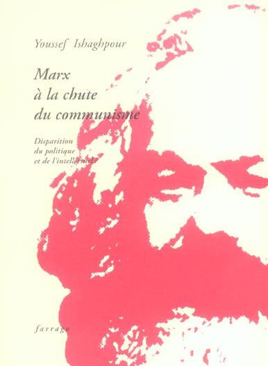 Marx à la chute du communisme