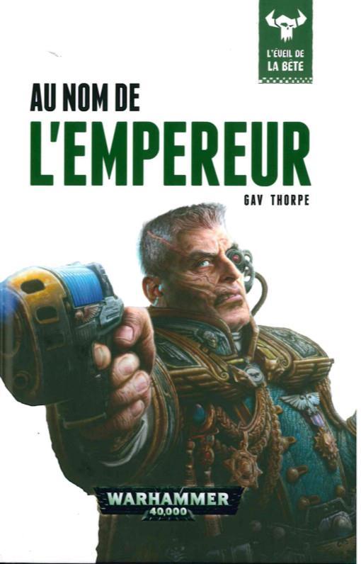 Warhammer 40.000 ; pour l'empereur
