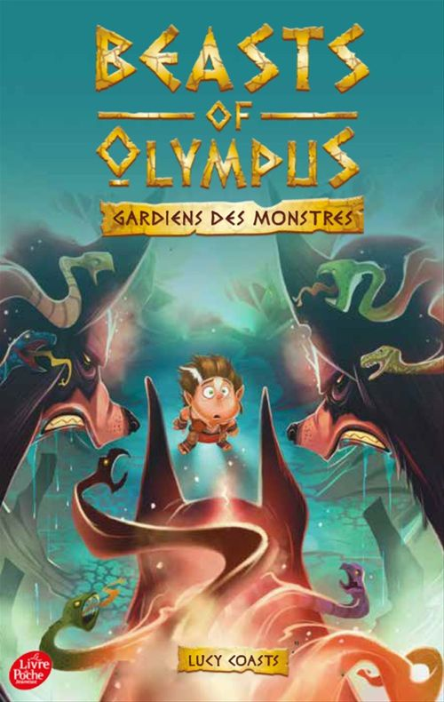 Beasts of Olympus T.2 ; le toutou infernal