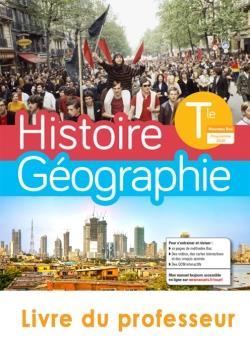 Histoire/geographie terminales compilation - livre du professeur - ed. 2020