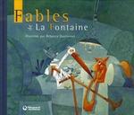 Couverture de Les Fables De La Fontaine