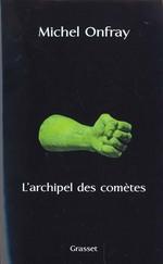 Couverture de L'archipel des comètes
