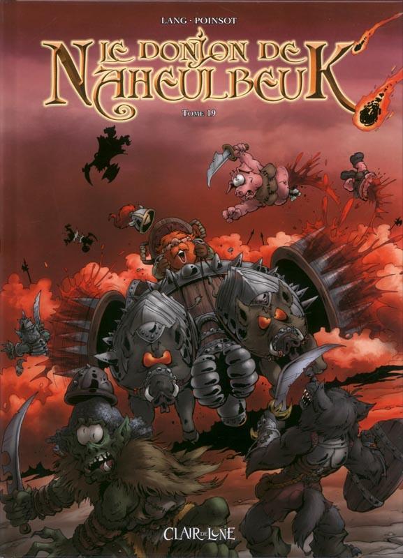 Le donjon de Naheulbeuk T.19 ; sixième saison, partie 1