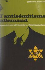 L'antisémitisme allemand