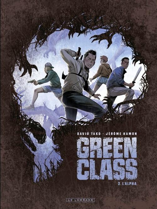 Green class T.2 ; l'alpha