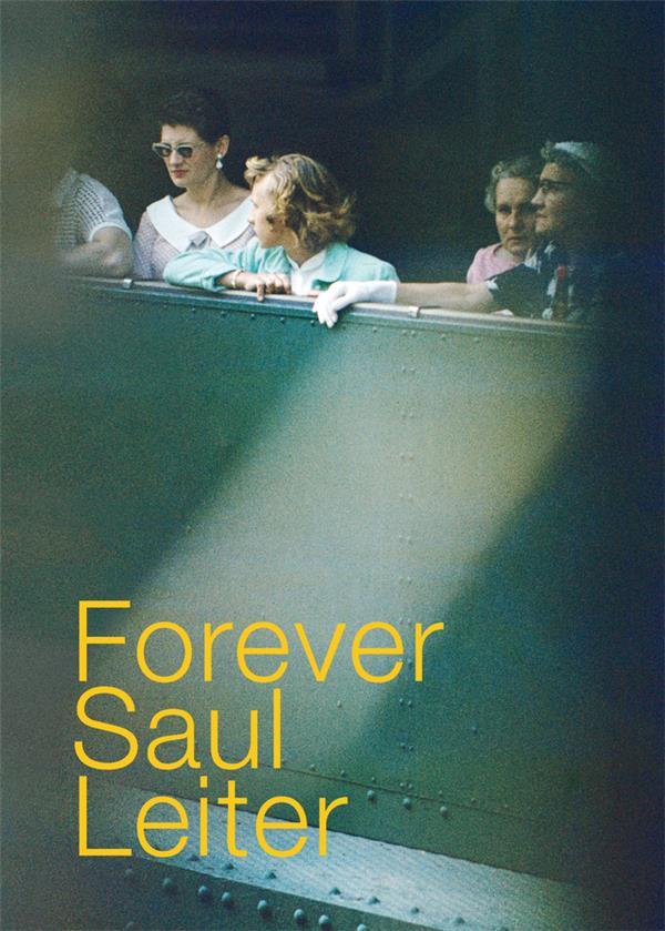 forever Saul Leiter