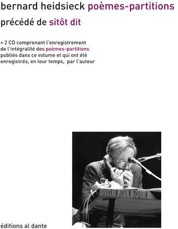 Poèmes-partitions 1955-1965