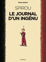 Le Spirou d'Emile Bravo t.1 ; le journal d'un ingénu  - Bravo - Emile Bravo