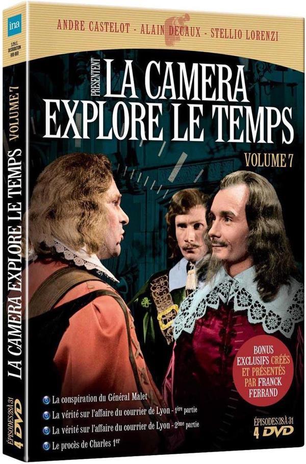 La Caméra explore le temps - Volume 7