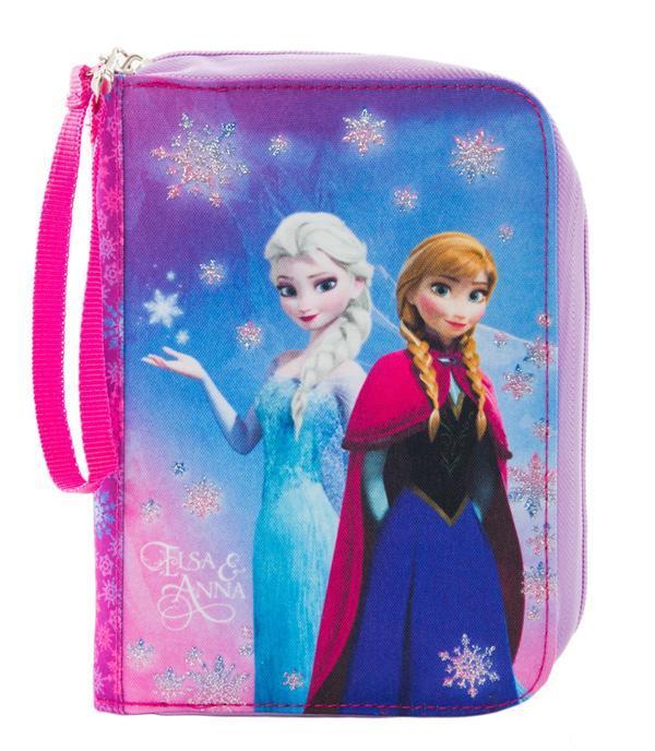 sacoche de transport pour jeux 'reine des neige'