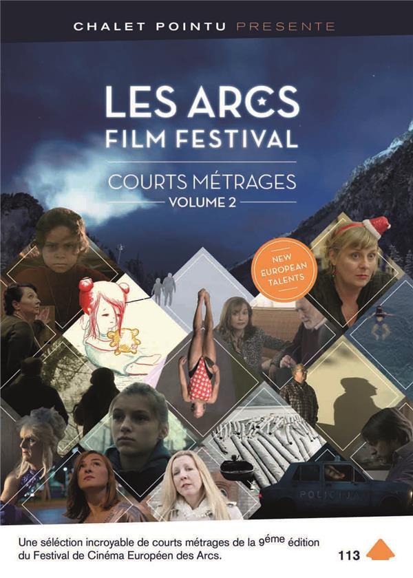 coffret les Arcs Film Festival : courts mètrages, vol. 2