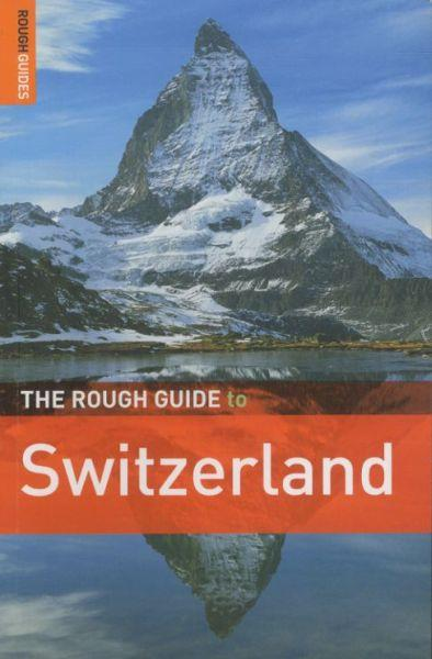 ROUGH GUIDES ; SWITZERLAND - 4TH EDITION