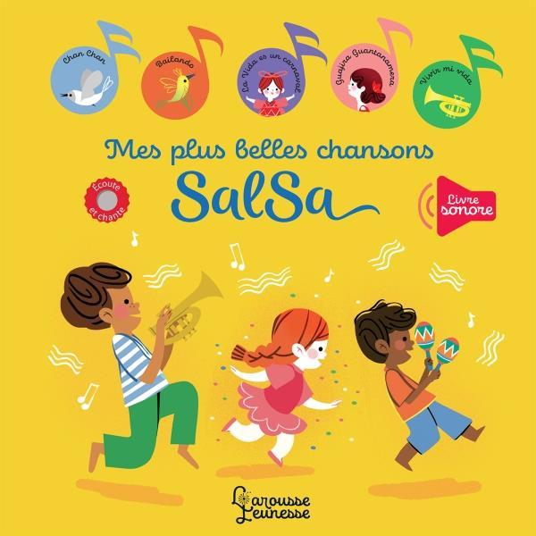 Mes plus belles chansons salsa