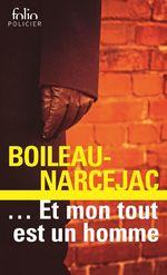 Vente Livre Numérique : ... et mon tout est un homme  - Boileau-Narcejac
