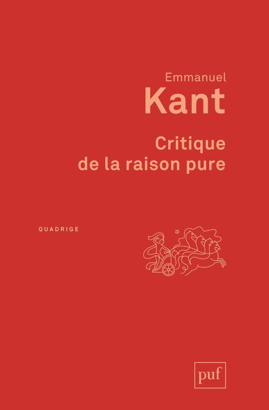 Critique de la raison pure (8e édition)