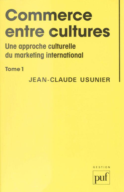 Commerce entre cultures (1)